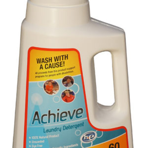 Achieve Clean Laundry Detergent Single Pack