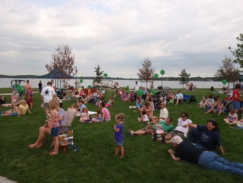 Forest Lake Arts in the Park | Achieve Clean