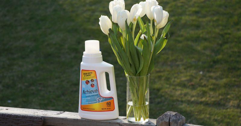 Achieve Clean Laundry Detergent New Formula