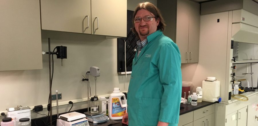Stephen Dossett - Natural Laundry Detergent Surfactants