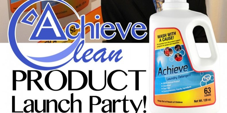 Achieve Clean Launch Flier