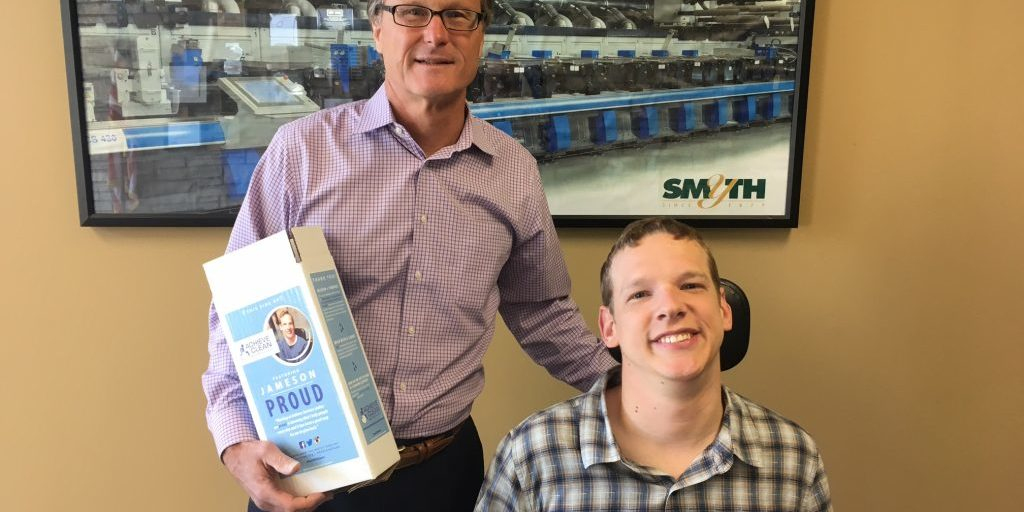 Smyth Companies Supports Achieve Clean
